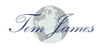 tom james logo