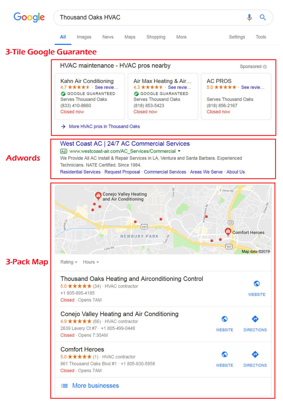 Google Guarantee Local Service Ads to Book Service from Google itself