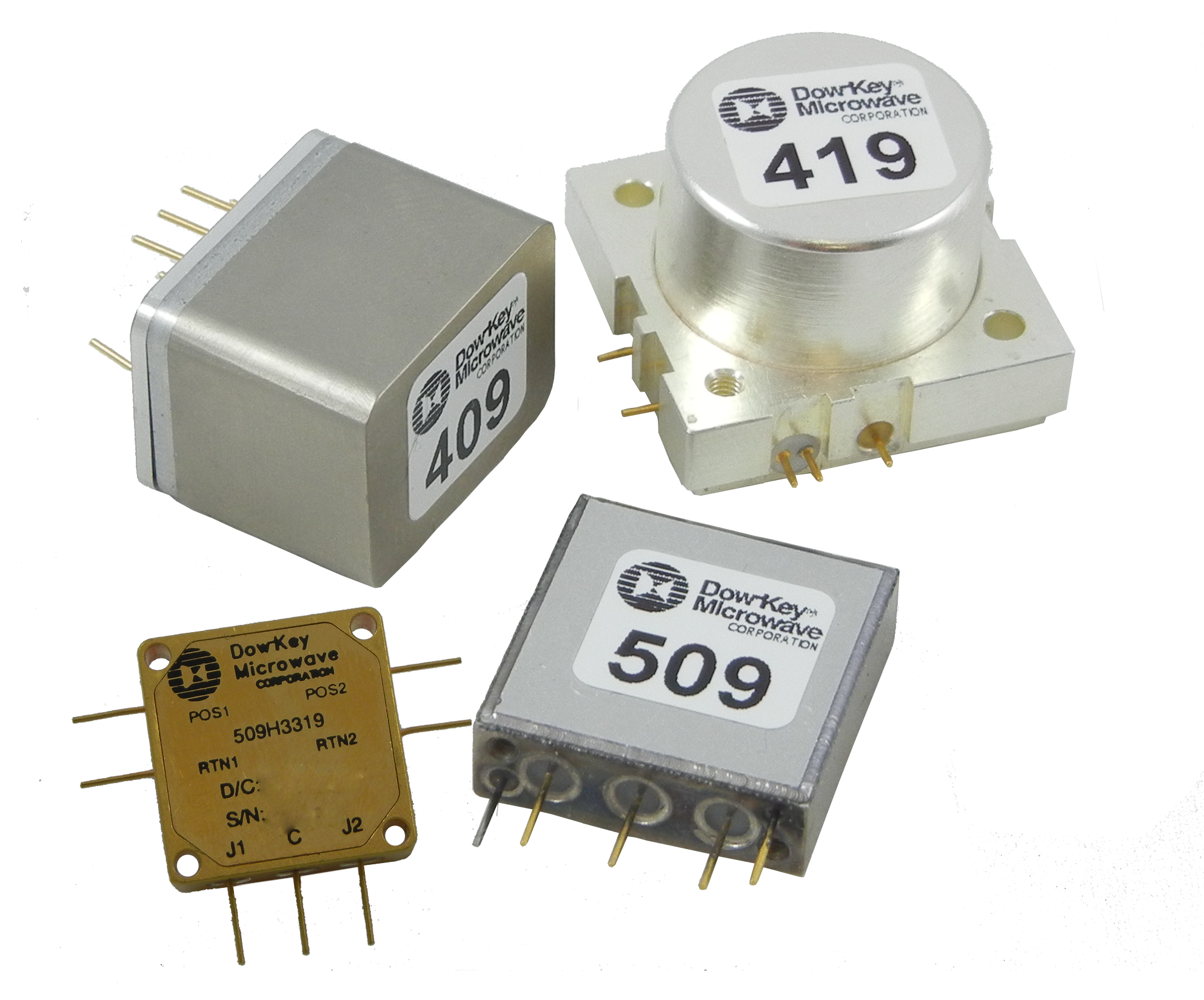 Dow-Key® Microwave to Feature New Miniature Mechanical Switches at Satellite 2017 in Washington, D.C.