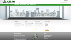 GoMarketing Launches New Website for Kohl Business Maintenance.