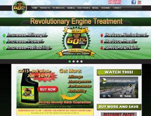 GO-15™ Engine Treatment Announces New Distributor Program