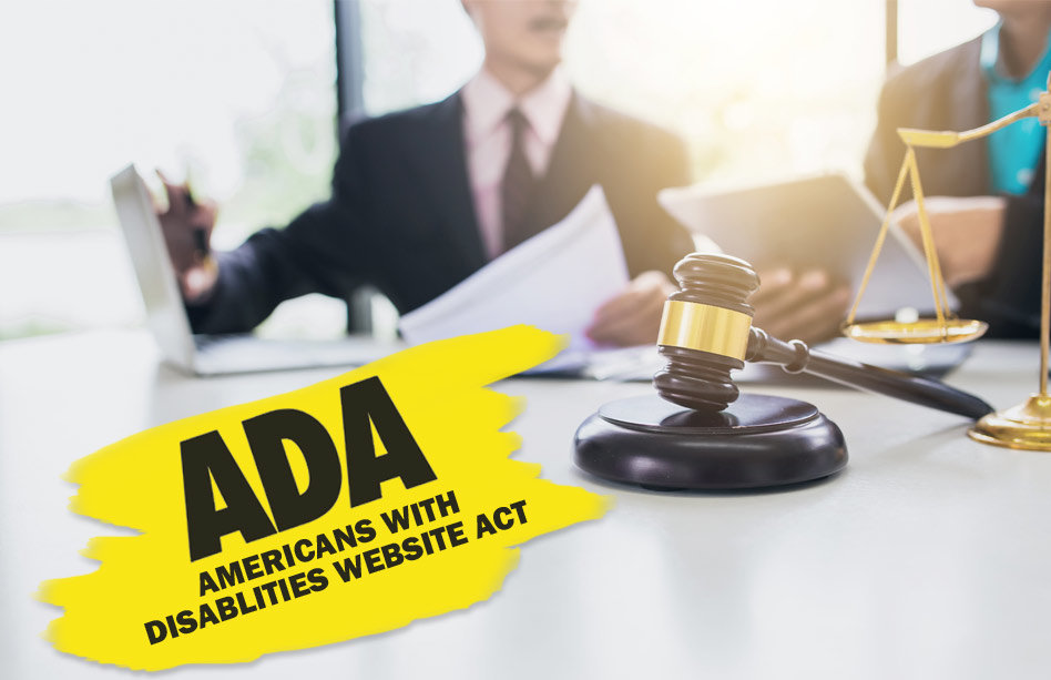 Americans with Disabilities Act (ADA) for Websites In California