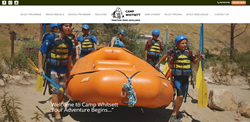 Camp Whitsett Website