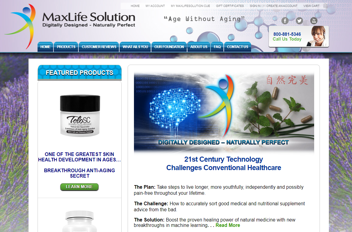 GoMarketing Triples Sales at MaxLife Solution™ with Social Media Ad Campaign