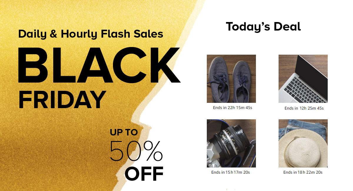 Run Daily or Hourly Flash Sales