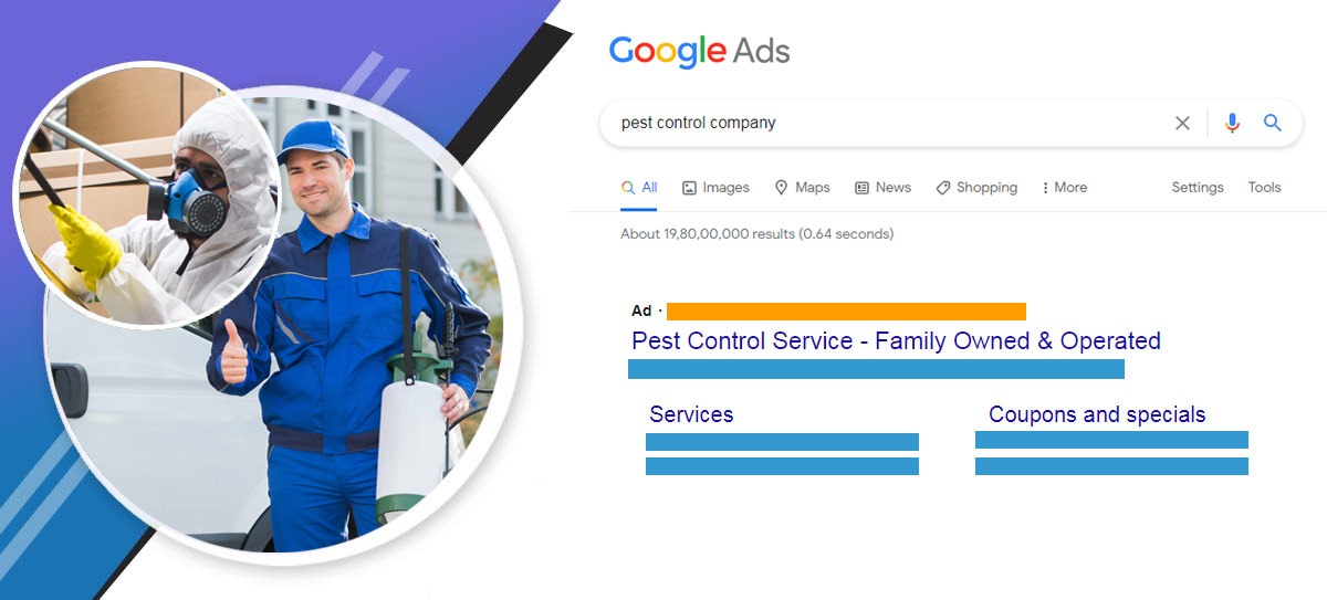Leverage Paid Ads(PPC) for Pest Control Companies