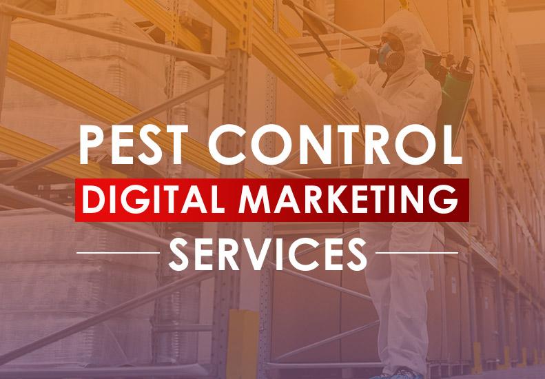 Pest Control Digital Marketing Agency