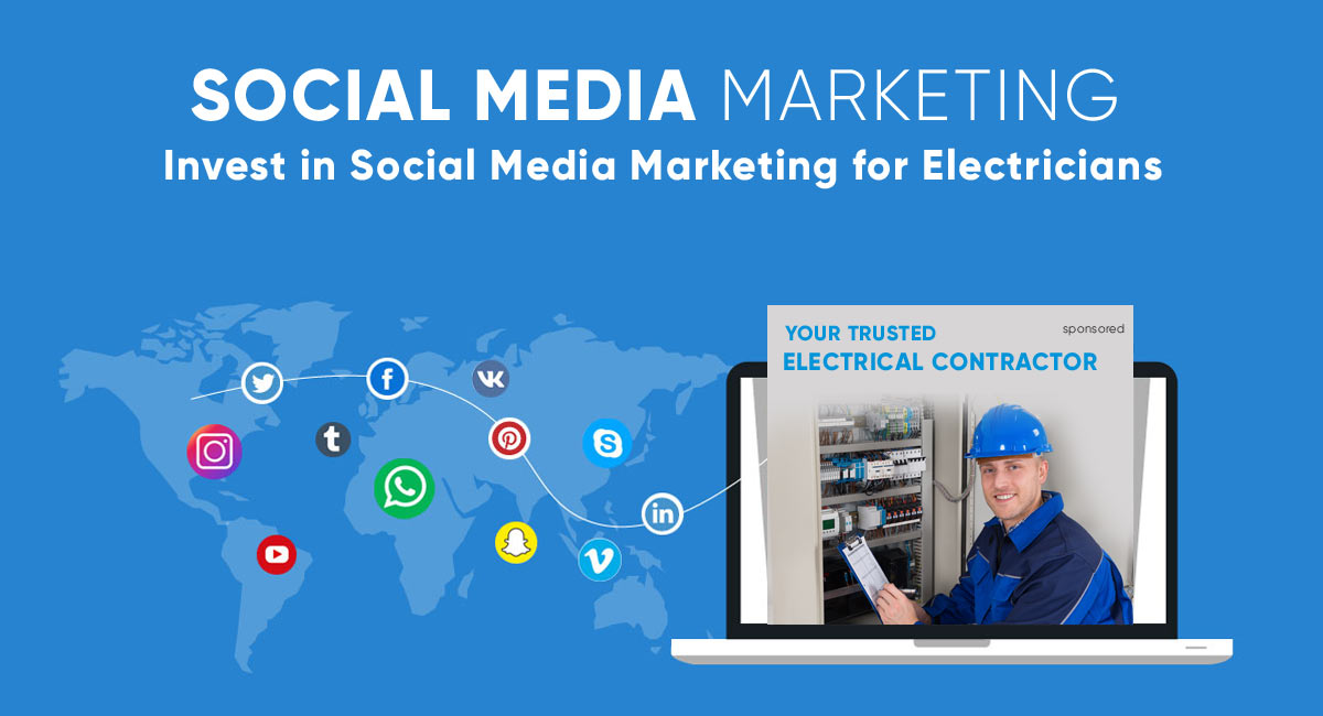 SEO and Social Media Marketing for Electricians