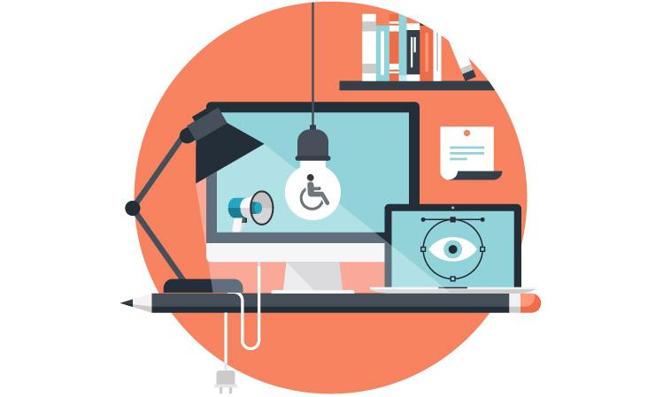 ADA compliance website design